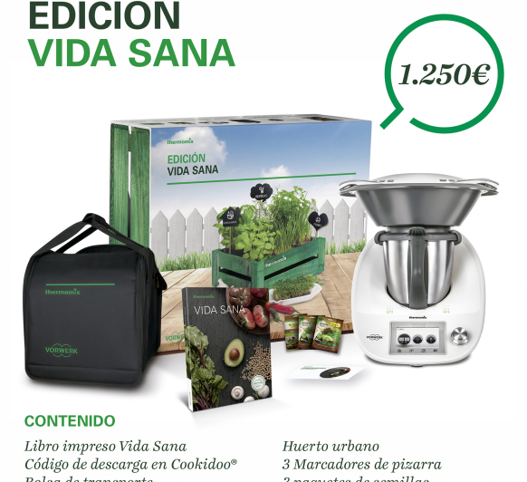 Thermomix® es SALUD