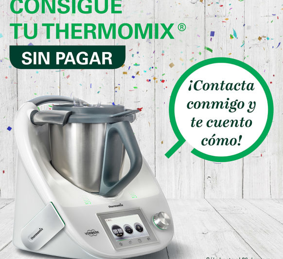 Thermomix® sin coste Económico