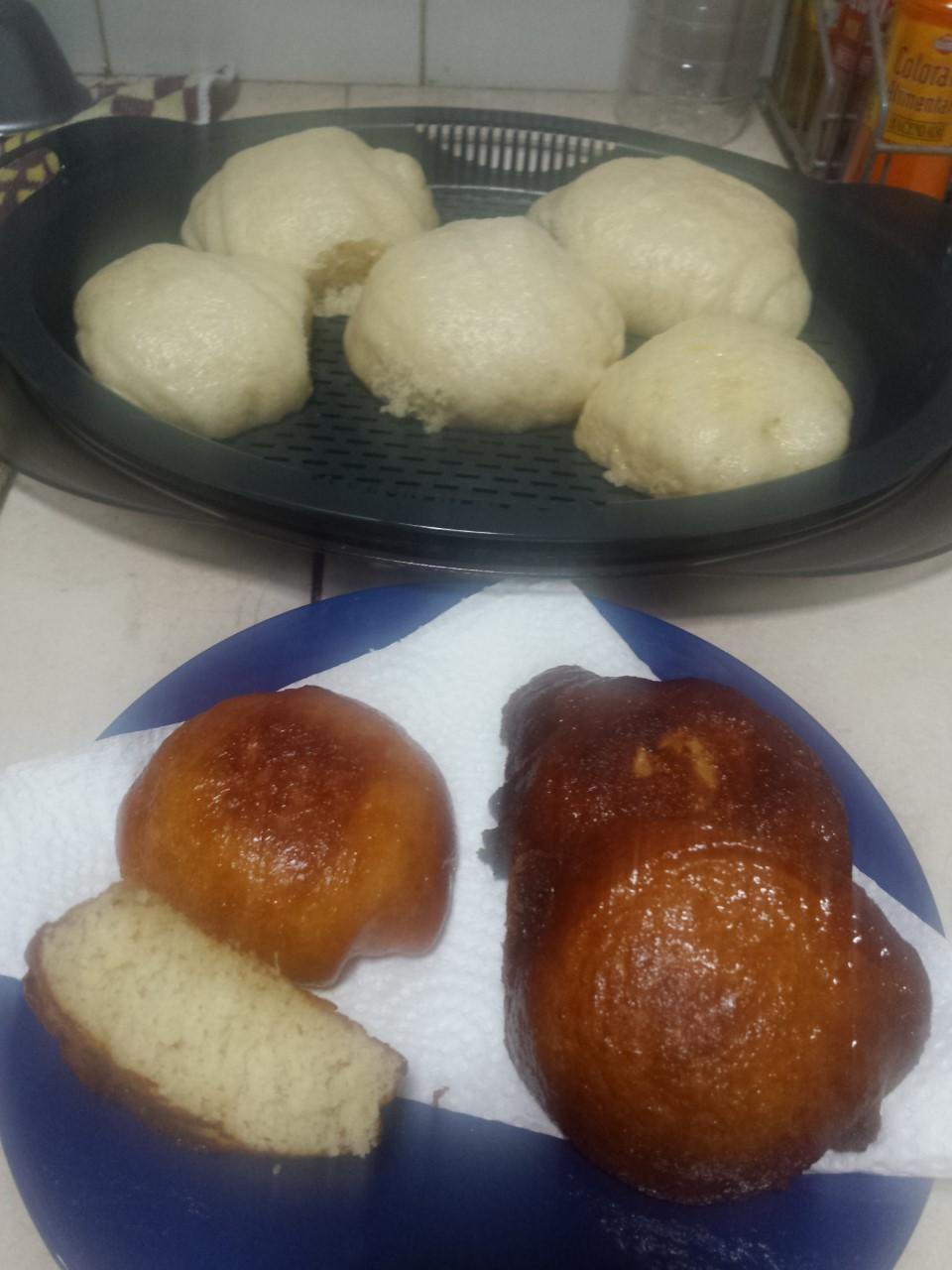 Pan chino- hazlo tu mismo en casa, veras que bueno