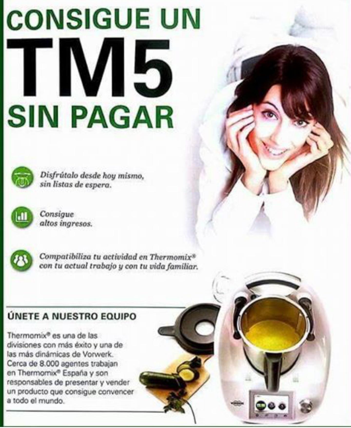 TM5 Sin Pagar