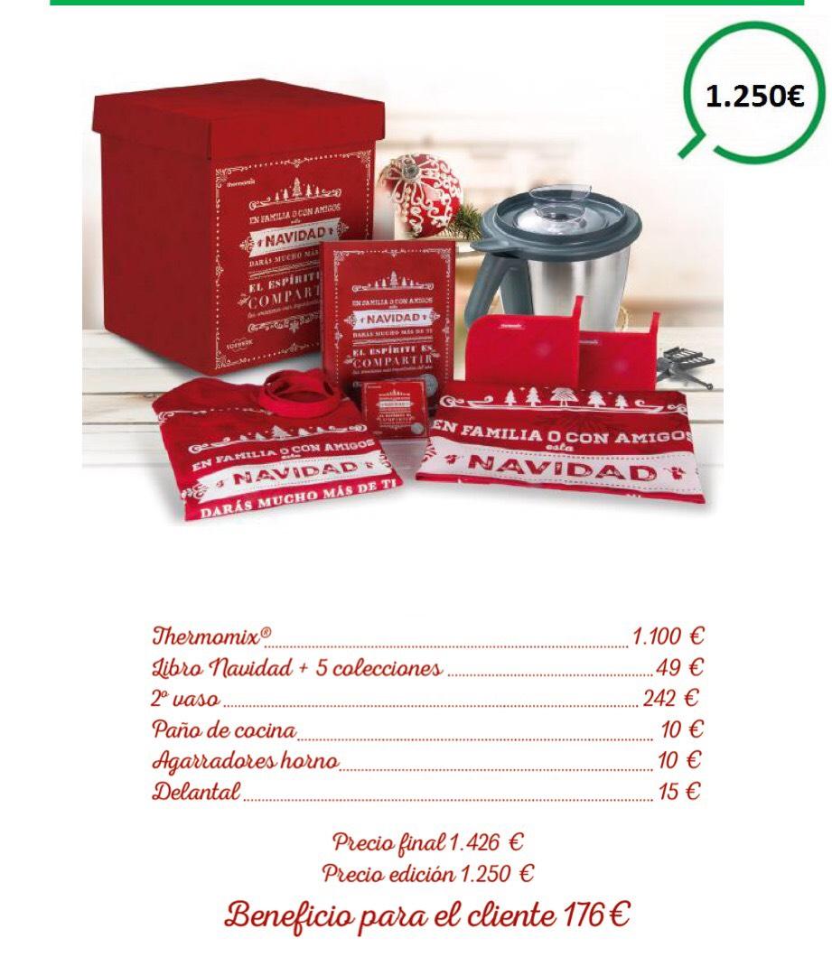 Thermomix® + EDICION ESPECIAL NAVIDAD
