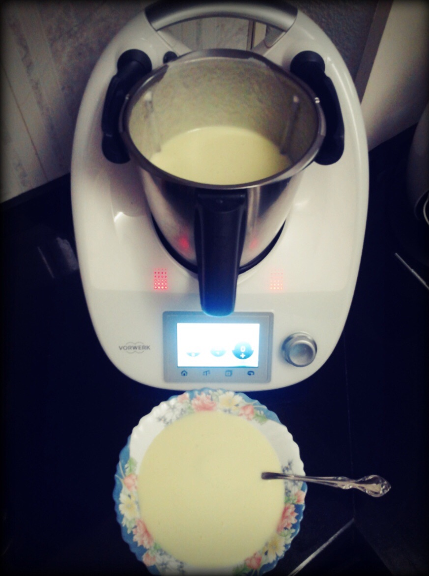 Vichyssoise con Thermomix®