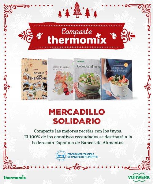 Ansiosa Navidad con Thermomix®