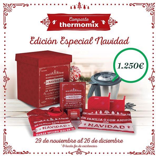 Thermomix® Edición Navidad!!!!!