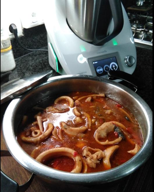 POTAS EN SALSA - Cocina diaria, fácil y rápida con Thermomix ...