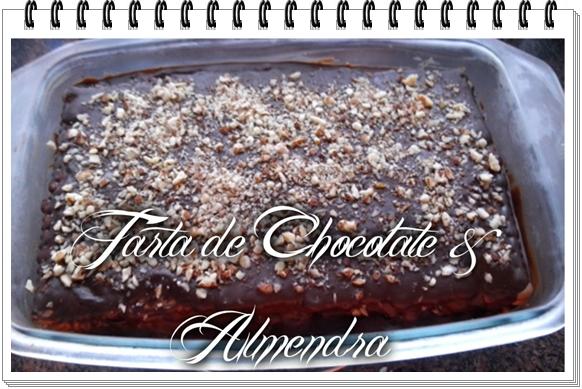 Tarta de Chocolate y Almendra con Thermomix®