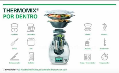 Thermomix es mas que un ayudante de cocina noticias blog blog de raquel de los chavez - Robot de cocina thermomix precio ...