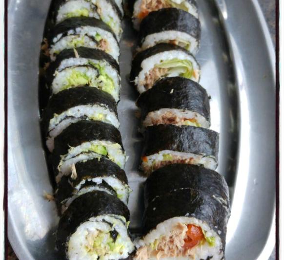 Sushi con Thermomix®