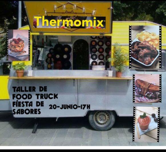 Taller Food Truck