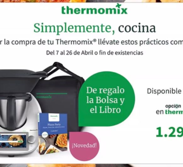 Thermomix® en Abril!