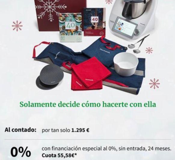 Navidades con Thermomix® al 0%