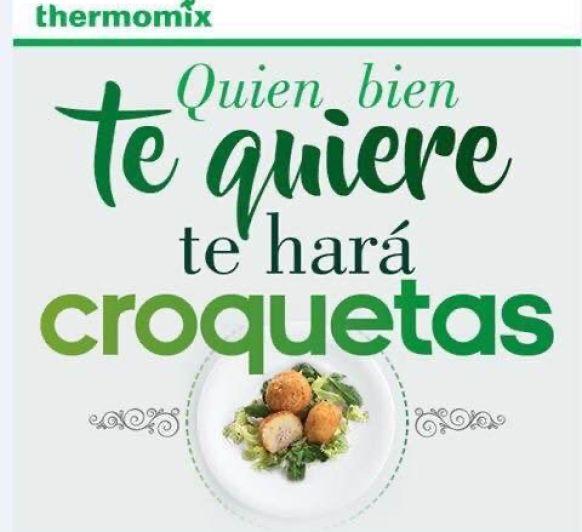 #yomequedoencasa con Thermomix® , CROQUETAS DE ATUN