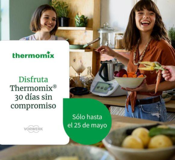 Disfruta de Thermomix® 30 días