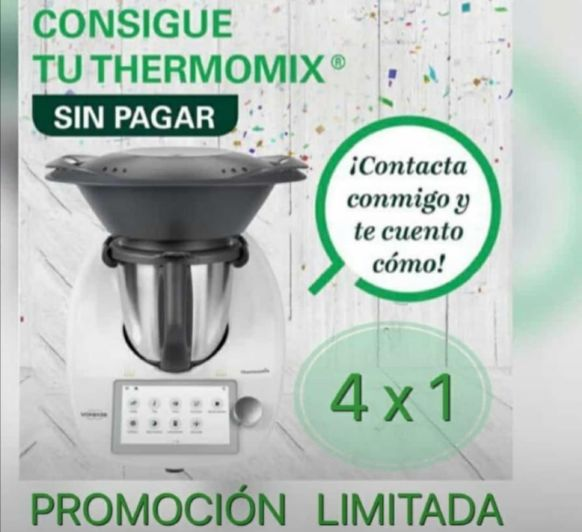 Consigue tu Thermomix® TM6