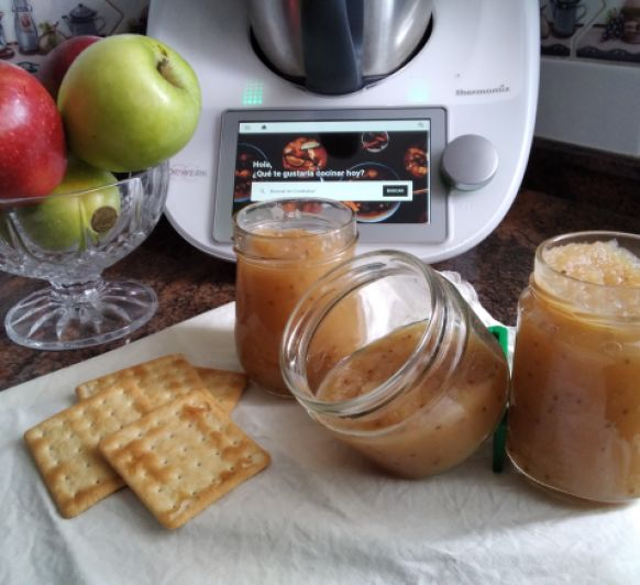 Mermelada de manzana sin Azúcar