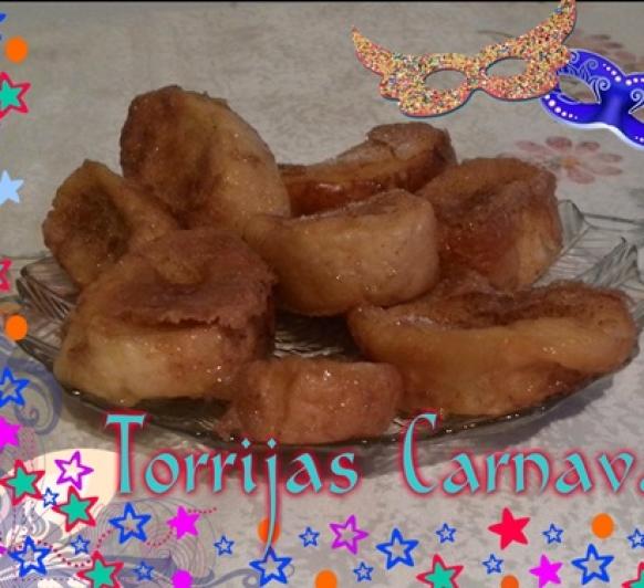 Torrijas Carnavaleras con Thermomix®