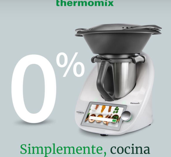 Thermomix® AL 0% DE INTERÉS!!!!!