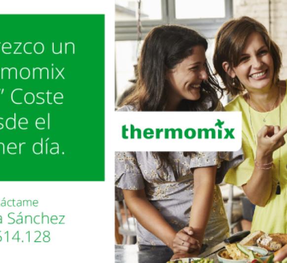 Te ofrezco un Thermomix® a 0 coste.