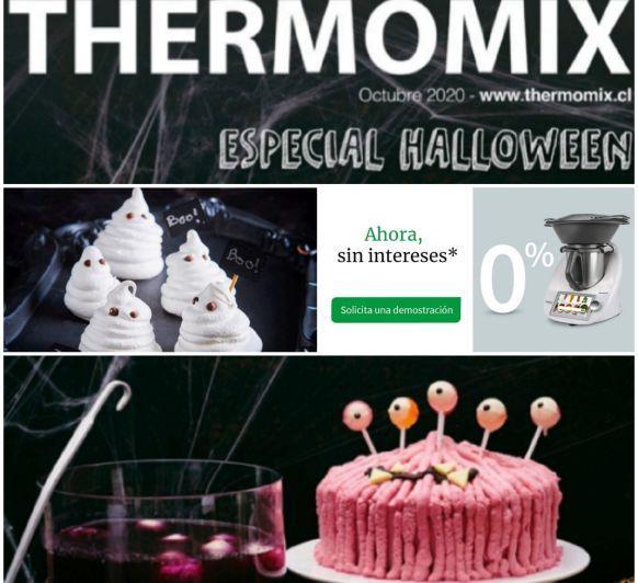 Halloween con Thermomix®