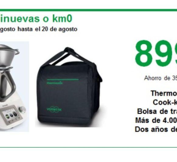 Tu Thermomix® desde 899€. Aprovecha esta oportunidad. Desde 25€ al mes.