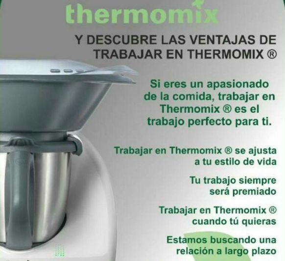 Te gustaria Trabajar en Thermomix® ??