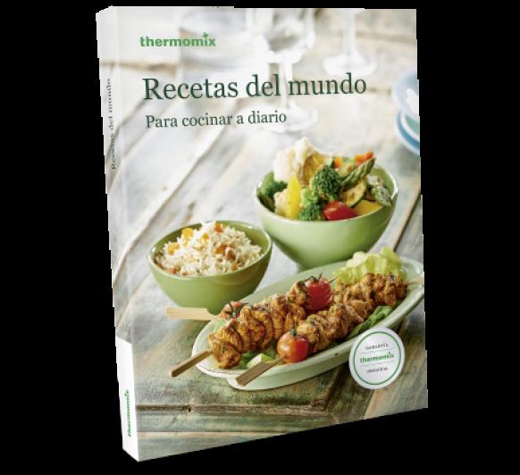 Libro de cocina - Recetas del Mundo