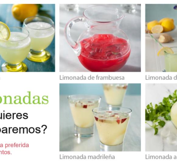 Limones para elegir!