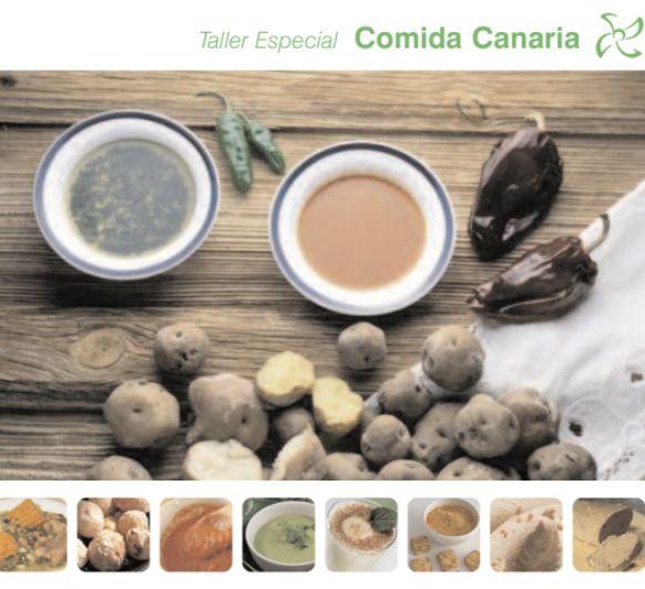 Cocina canaria con Thermomix®