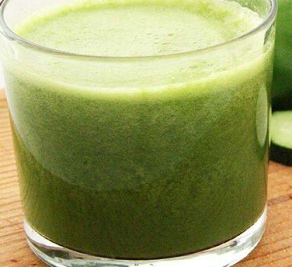 Como hacer un smoothie verde y antioxidante